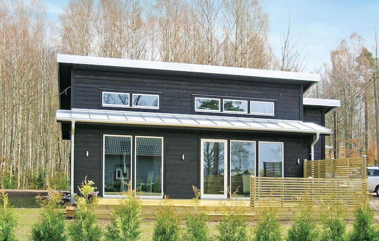 Holiday cottage with 4 bedrooms on 84m² in Ljungby