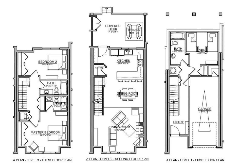 Villa Floorplan exactly as shown.  Bed configuration not exactly as shown. See pictures for accurate bed configuration information.