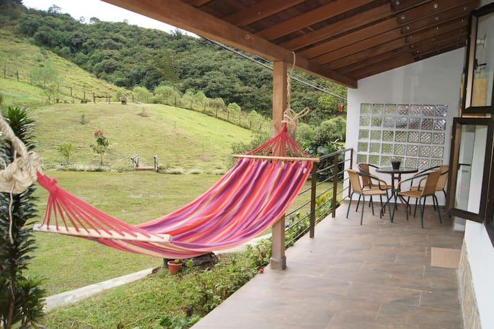 Country House Apartment #3 Finca El encanto