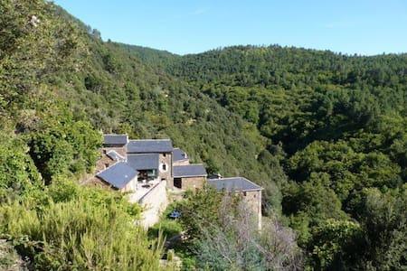 Beautiful hamlet  in the Cevennes - Saint-Étienne-Vallée-Française - Rumah