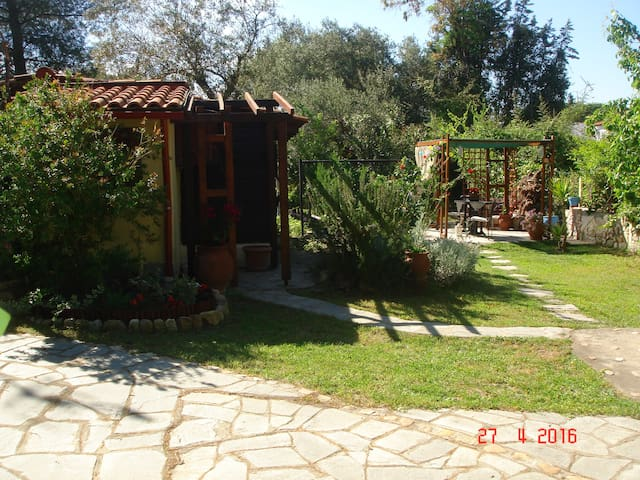 Cottage with garden near the sea! - Vourvourou - Grotte