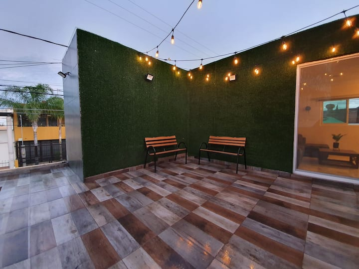 "Terraza ""Del Valle"" Moderno & Perfect 4 you"