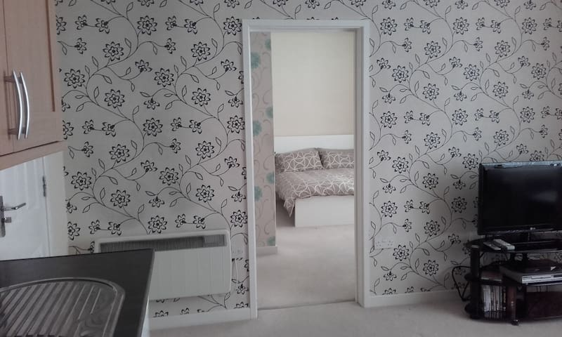 1 double bedroom flat in Portsmouth - Portsmouth