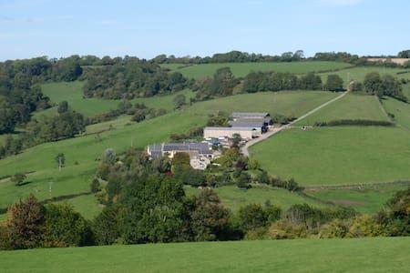 Dicknick Cottage, Nailey Farm, Bath - Saint Catherine