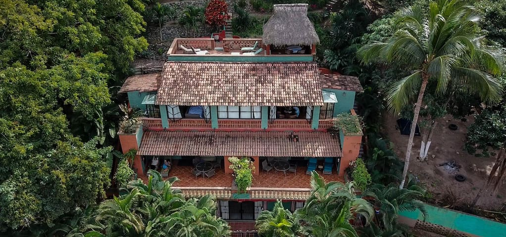 Mango Suite - Villa Iguana Verde