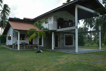 Spacious villa in Kalpitiya for Kitesurfing