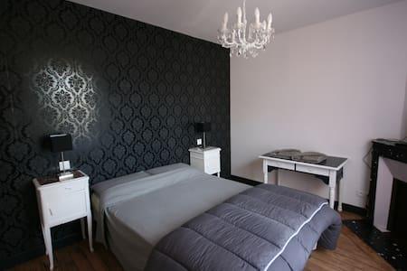 """chambre 1 """"Ici et Là"""" Venarey Les Laumes - Venarey-les-Laumes"""