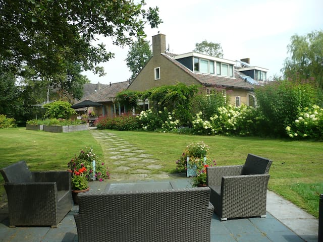 Romantic getaway near Amsterdam - Ankeveen - Bed & Breakfast
