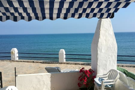 A little paradise right on the beach - Mijas - Apartment