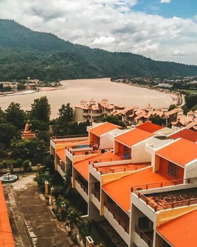 Pahadi House Himalayan Home Ganga vatika
