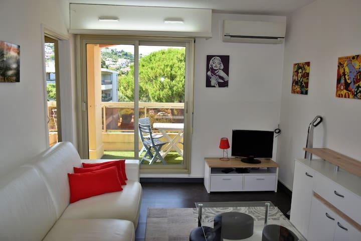 Appartement T1 Bis résidence