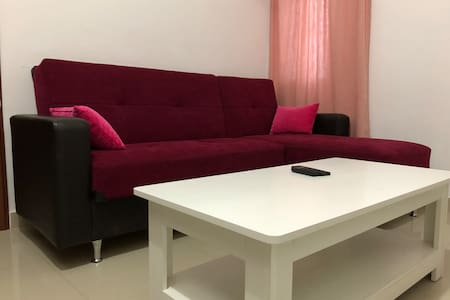 Muscat Two Bedrooms Apartment near Airport and SQU