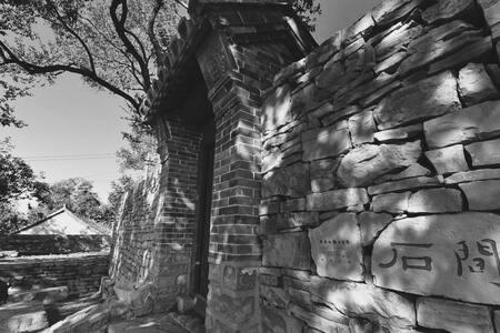 北方乡村,最文艺的小院 - 天津