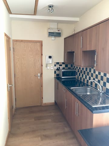 Studio flat with Ensuite - Brynmill - Apartment