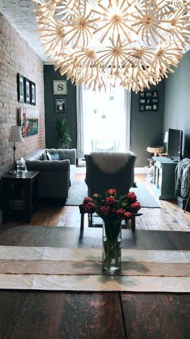 Living / Dinning Room