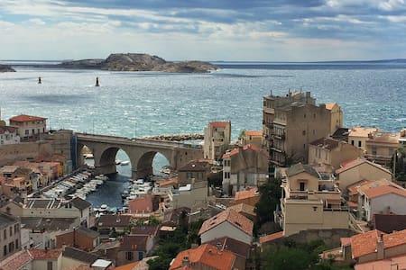Best view in Marseille - Marseille
