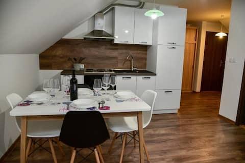 Tesla Coil Apartments
