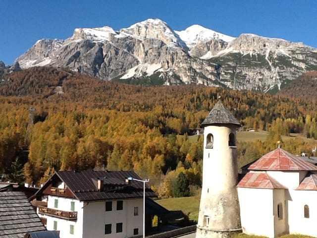 Bellissimo appartamento panoramico - Cortina - Appartement
