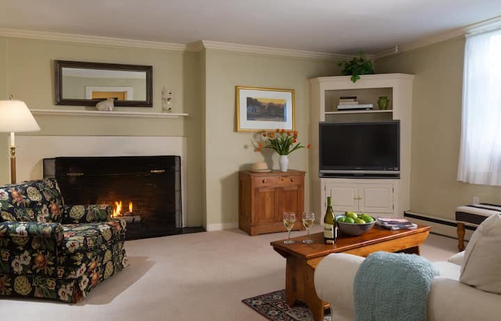 Large Furnished Apt in Old Town