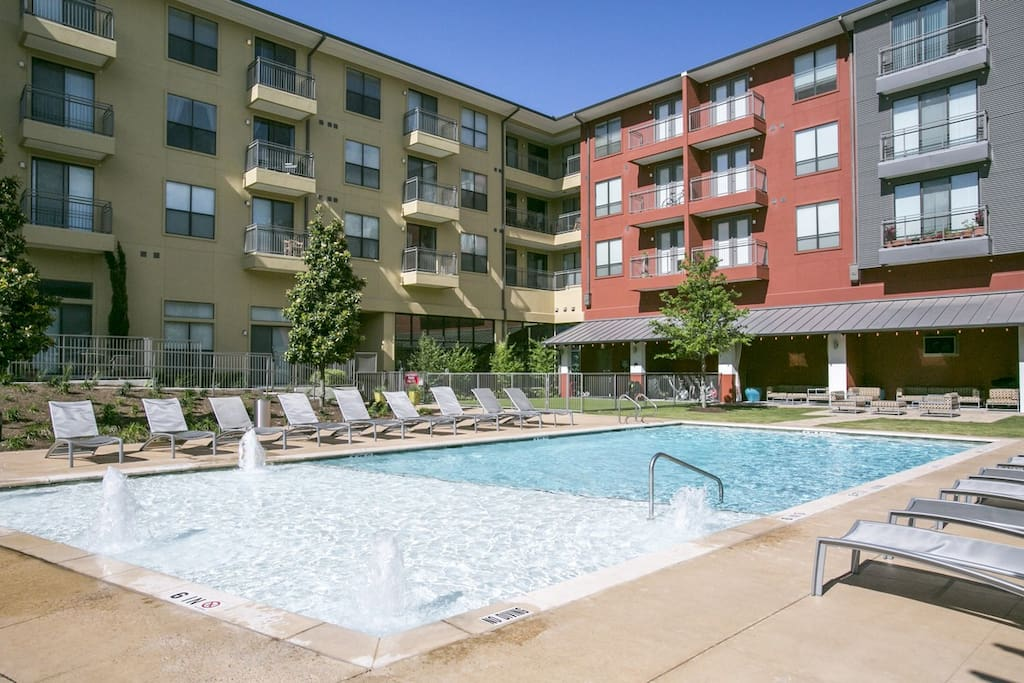 1 Bed Villages At Domain Apt Apartments For Rent In Austin Texas United States