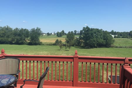 House on 8 1/2 acres - awesome! - Nicholasville - Maison