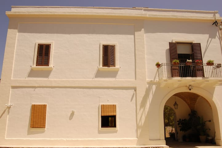Masseria Convento, Tramontana - Villa Convento - Villa