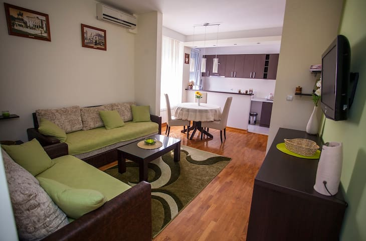 Belgrade apartment Sunflower - Belgrad