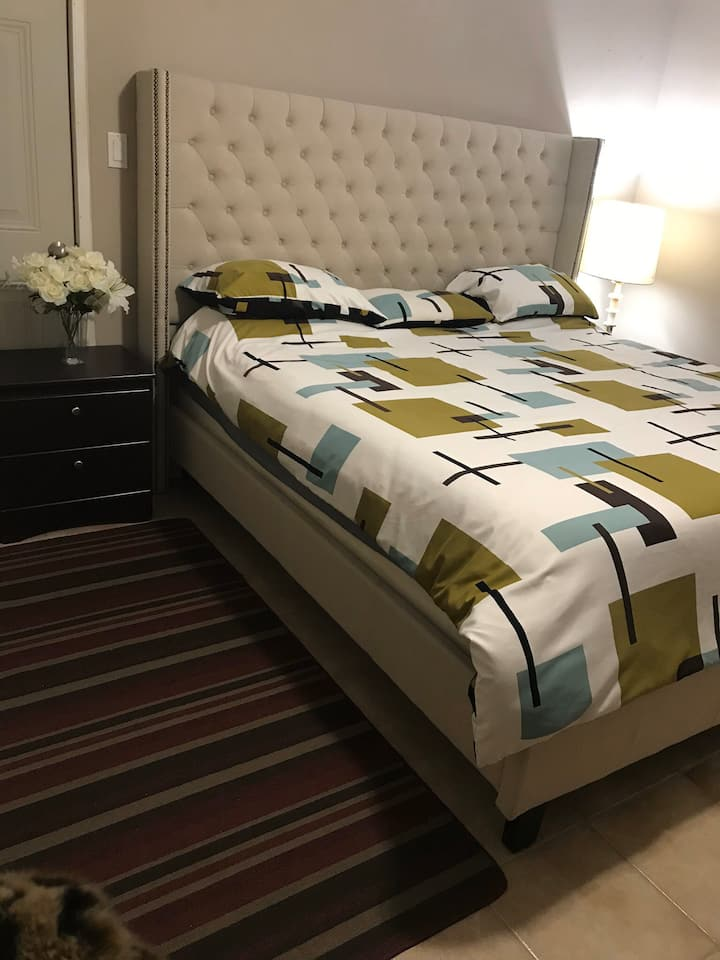 Private and King size bed room