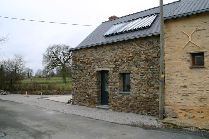 Maison en campagne du Haut Anjou - Freigné - Huis