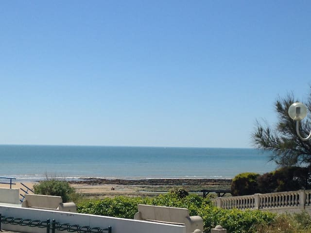 Vue sur Mer plage de Boisvinet - Jard-sur-Mer - Wohnung
