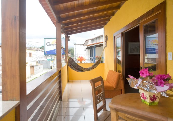 Cozy Stay in Paraty Center - Paraty - Bed & Breakfast