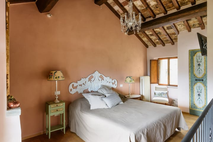 CASA MIA A CORTONA the exclusive heart of Cortona - Cortona - Dom