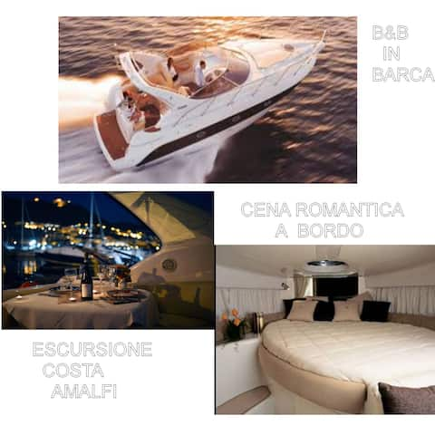 "B & B in barca Salerno ""SOGNAVA"""