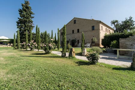 Warm&Welcoming La Casa degli Amori - Treia - Bed & Breakfast
