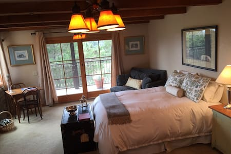 AT&T VIP Executive 2bd suite/1ba Perfect location - Carmel-by-the-Sea - Bed & Breakfast