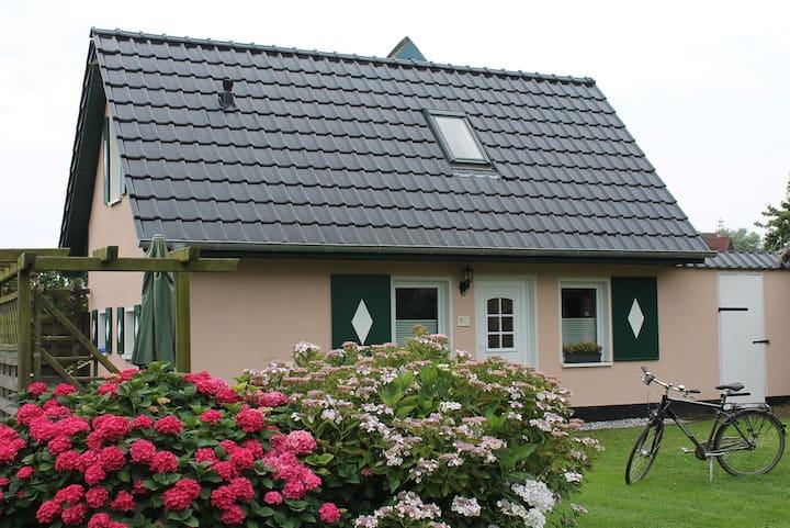 """Holiday home """"Regina"""" on Ruegen"""