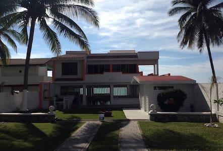 BEACH FRONT HOUSE - Aticama