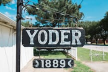 The Little House in Yoder