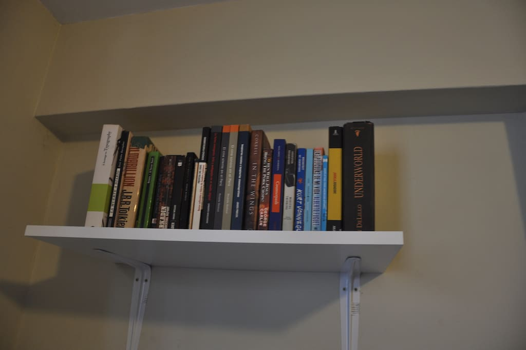 And more books