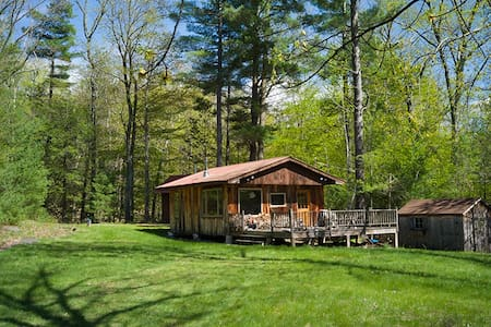 Private Mountainside Cabin