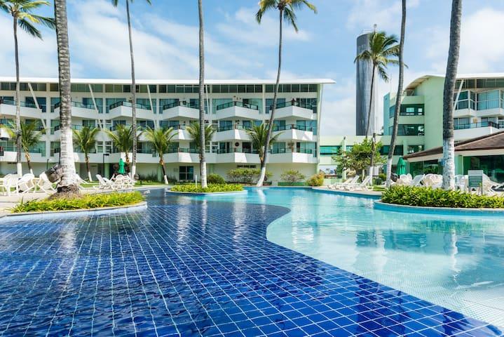Flat Ancorar Resort - Porto de Galinhas - Apartment
