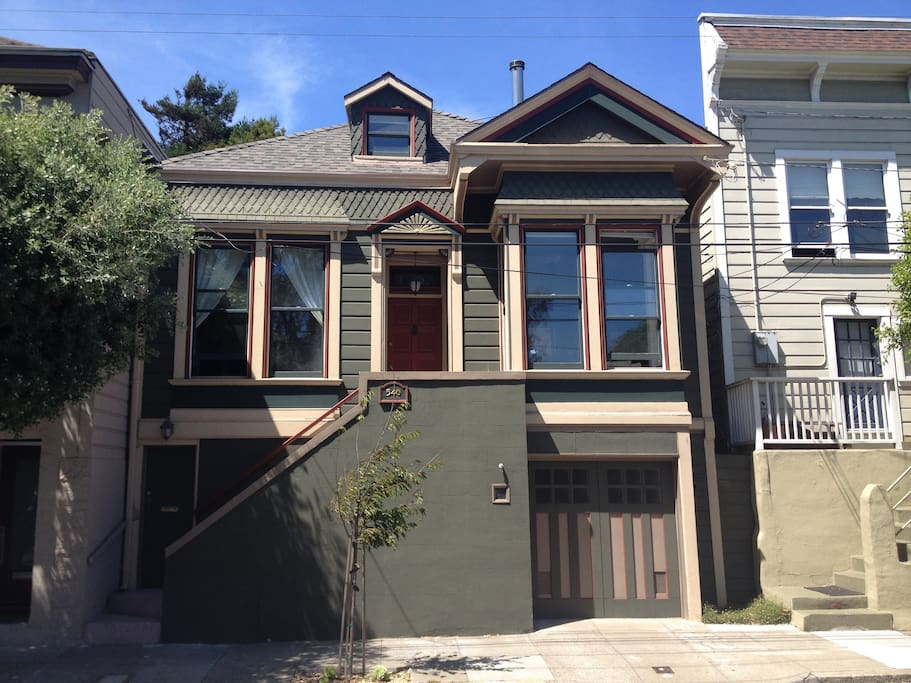 Private 2 Room Suite And Bathroom In Glen Park Houses For Rent In San Francisco California