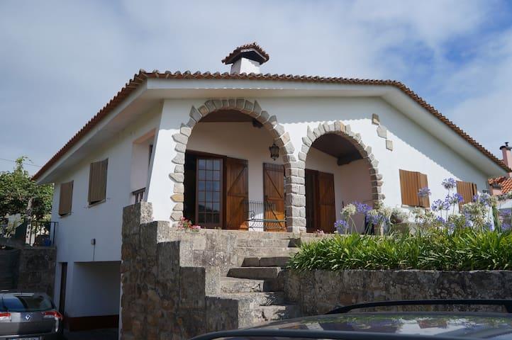 Casa de campo- typical house