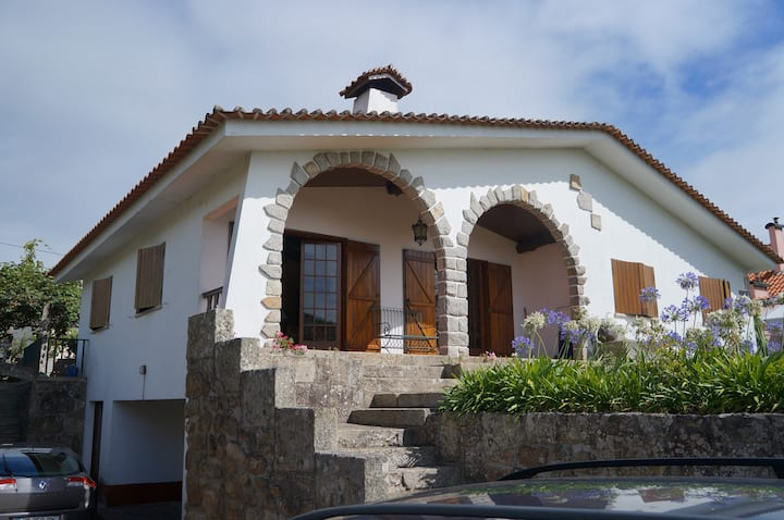 Casa de campo- typical house