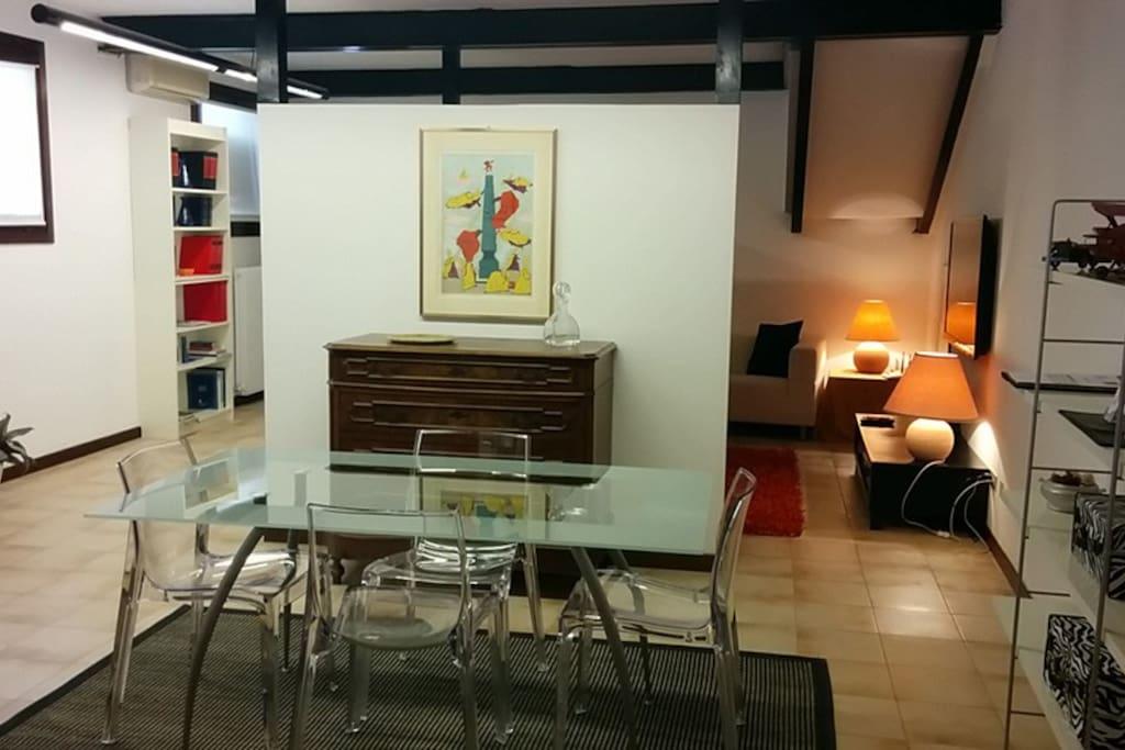 Appartamento bicamere in centro vicenza appartamenti in for Appartamenti arredati in affitto a vicenza