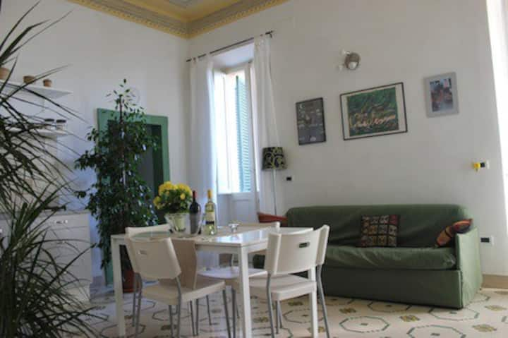 Spello Apartment in Historic City