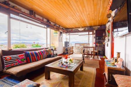 Habitación para 2, privada y cómoda