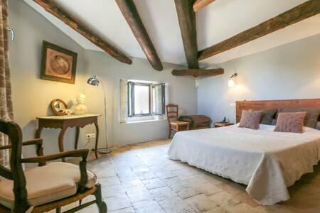 2 Chambres  proches d'Avignon - Saze