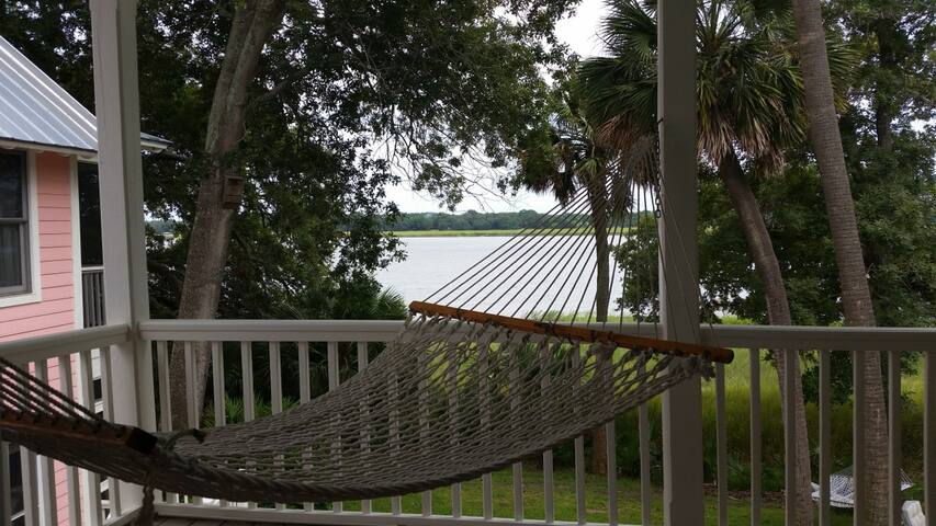 Room 3 fabulous view w/hammock