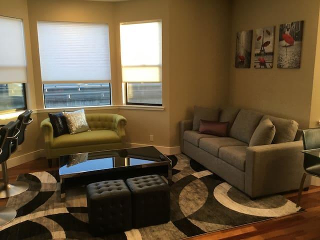 Brand New Deluxe 2 Bedroom Apartment # 3